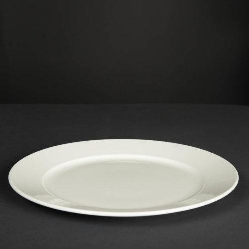 Tallerkner - porselen